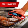 Термометр для мяса LoveGrill водонепроницаемый, -50°С до +300°С , красный - 1001034 фото_4