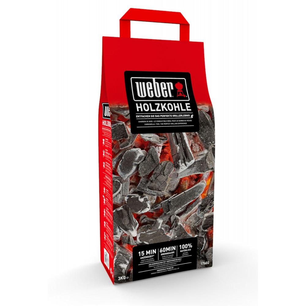 Уголь для гриля Weber, 5 кг - 17825