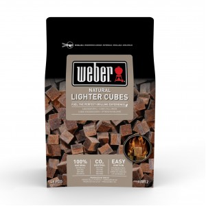 Кубики для розжига WEBER, 48 шт