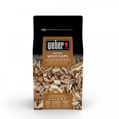 Щепа для копчения Weber Whisky 0,7 кг