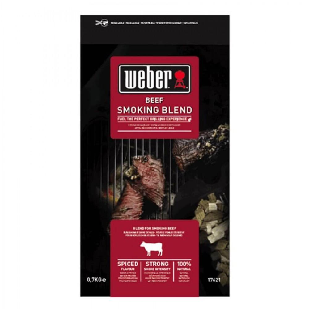Щепка для копчения Weber к говядине, 0,7 кг - 17663