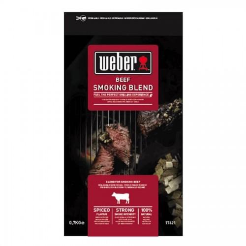 Щепка для копчения Weber к говядине, 0,7 кг