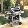 Гриль газовый черный Weber Spirit II S-210 GBS - 44000175 фото_3