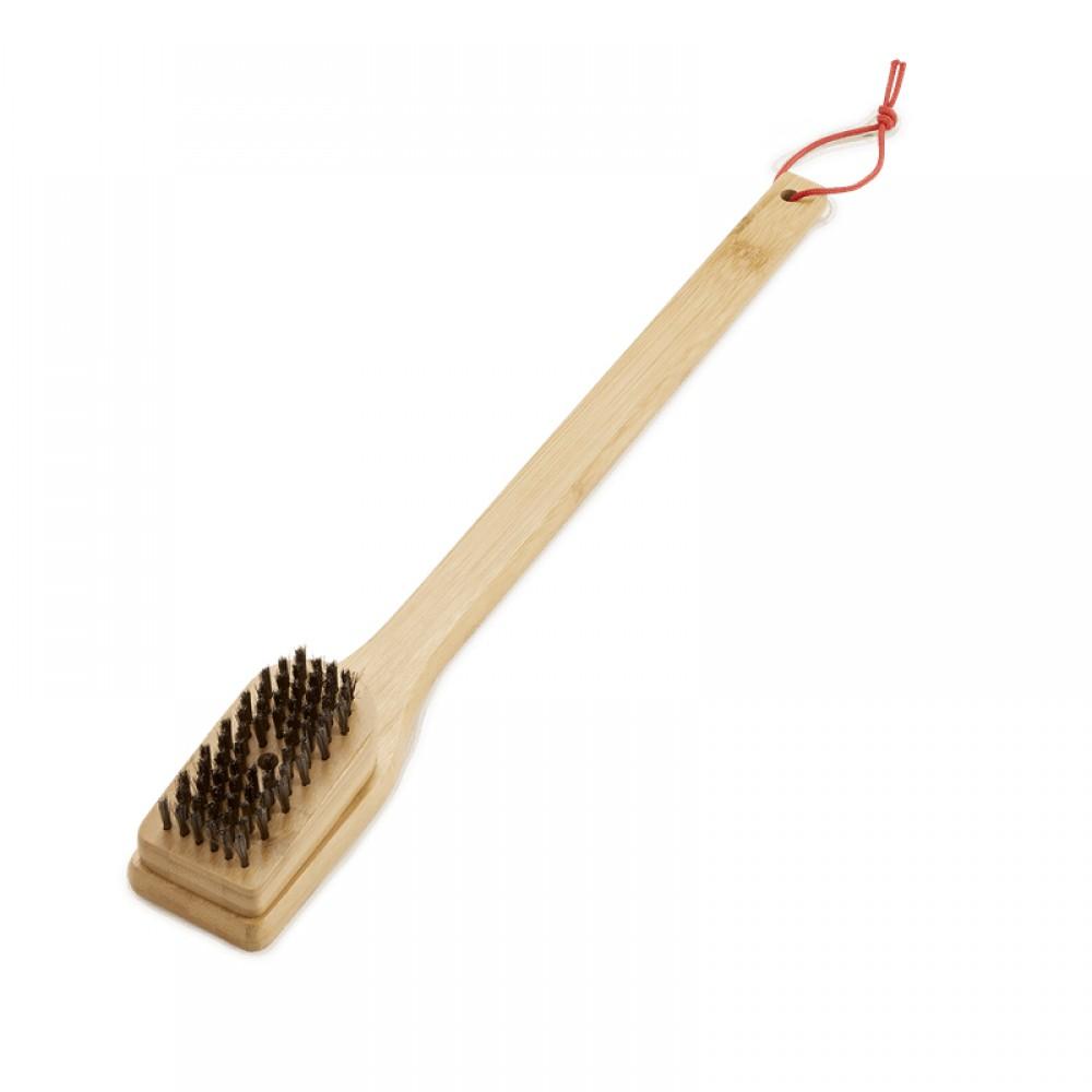 Щетка для гриля Weber Bamboo, 46 см  - 6276