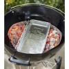 Алюминиевый одноразовый поддон для жира для грилей WEBER  57 см, 5 шт - 6454 фото_2
