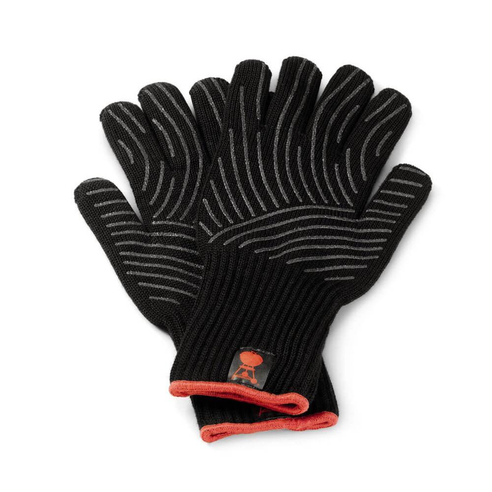 Жаропрочные перчатки для гриля Weber S/M, 2 шт. - 6669