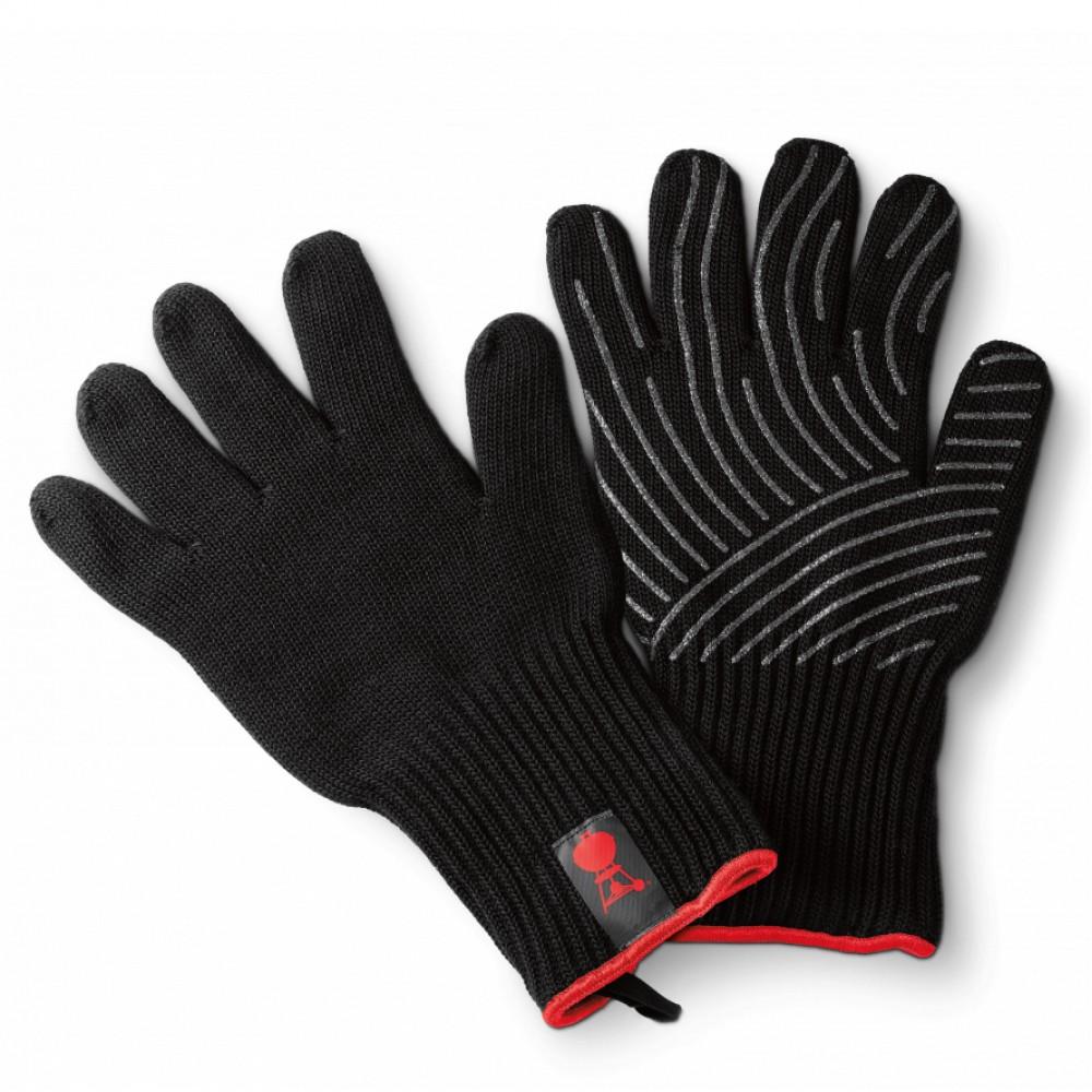 Жаропрочные перчатки для гриля Weber L/XL, 2 шт. - 6670