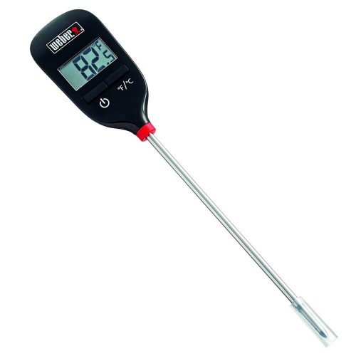 Термометр цифровой карманный для гриля Weber