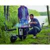 Угольная коптильня Weber Smokey Mountain Cooker 47 см - 721004 фото_8