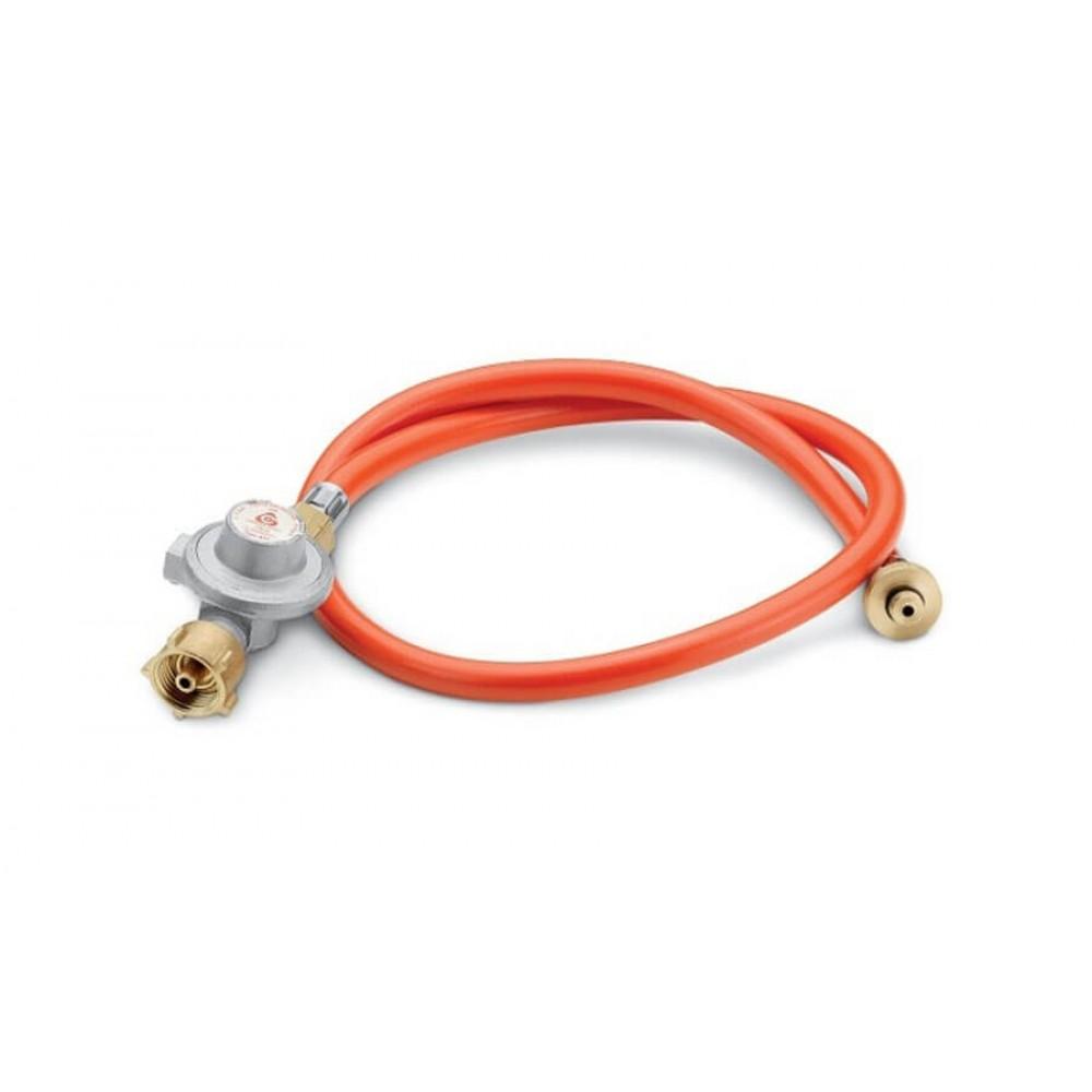 Редуктор и шланг для подключения гриля газового Weber Q серии - 8489