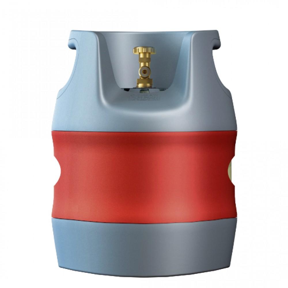 Композитный газовый баллон HPCR-G.4, 12,7л  - 9667